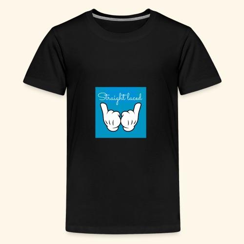 F54E8177 D7C9 405E BB7B FDF98CA63A57 - Kids' Premium T-Shirt