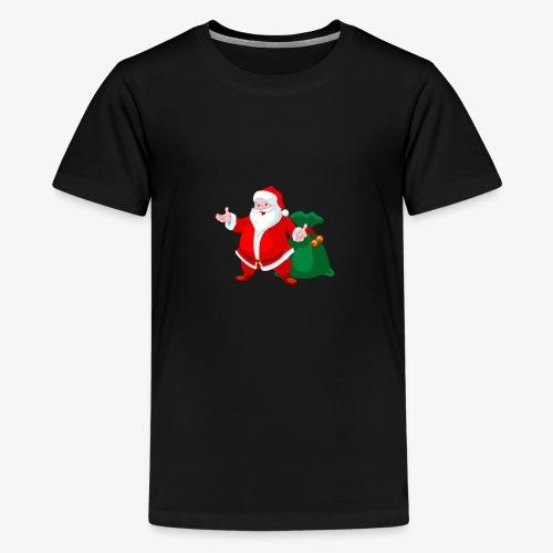 Christmas Santa - Kids' Premium T-Shirt