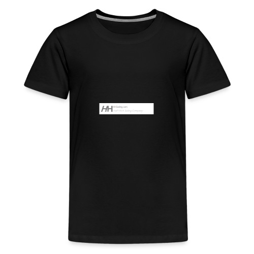 HHRacingLogo4 5 - Kids' Premium T-Shirt