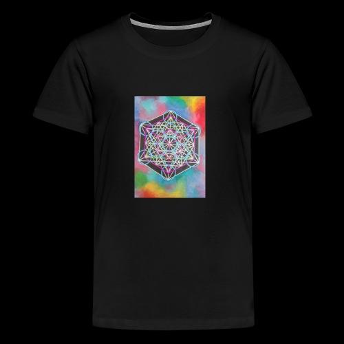 The Cube - Kids' Premium T-Shirt