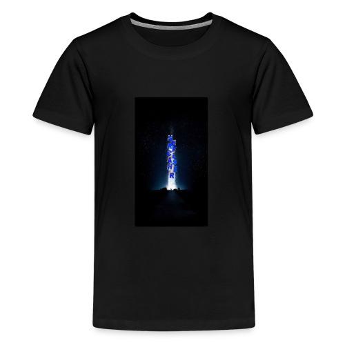 Nerfclasher rocket shirt - Kids' Premium T-Shirt