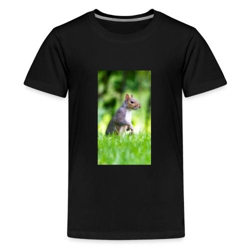 Squirrels don't play games - Kids' Premium T-Shirt