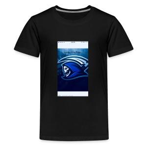 Grim Reaper Hoodie - Kids' Premium T-Shirt