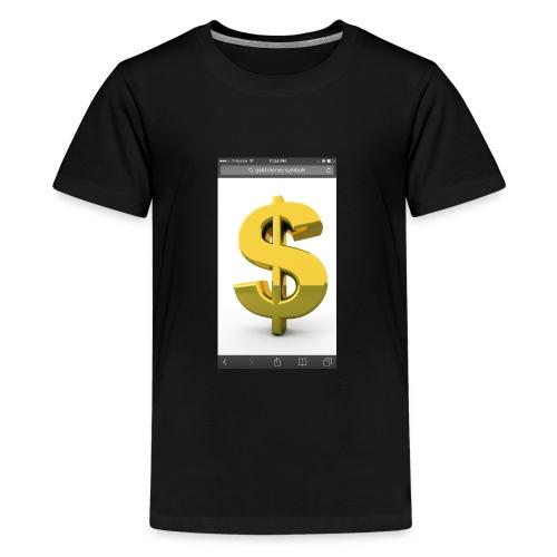 MoneyMaker - Kids' Premium T-Shirt