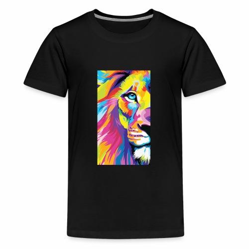 Lion 99 - Kids' Premium T-Shirt