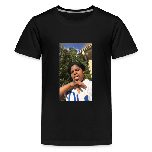 The Kid - Kids' Premium T-Shirt