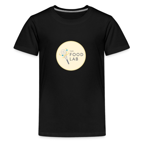 The Food Lab - Kids' Premium T-Shirt