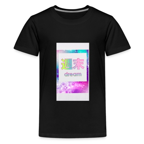 Dream logo - Kids' Premium T-Shirt