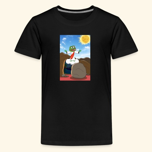 PepeJesus - Kids' Premium T-Shirt