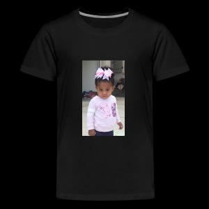 Morgan Pose - Kids' Premium T-Shirt