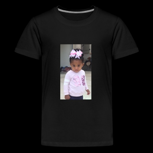 Morgan Pose - Kids' Premium T-Shirt