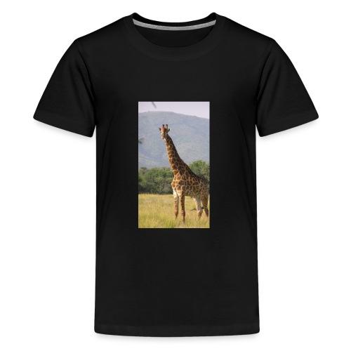 Girrafe - Kids' Premium T-Shirt