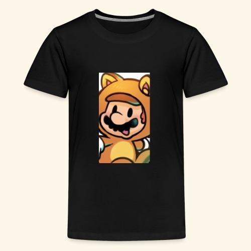Time for Mario - Kids' Premium T-Shirt