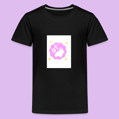 Celestial Girl - Kids' Premium T-Shirt