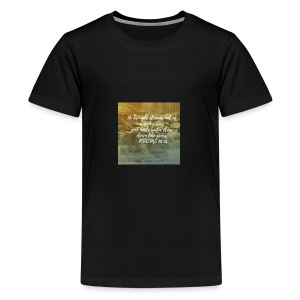 psalms 76:76 - Kids' Premium T-Shirt