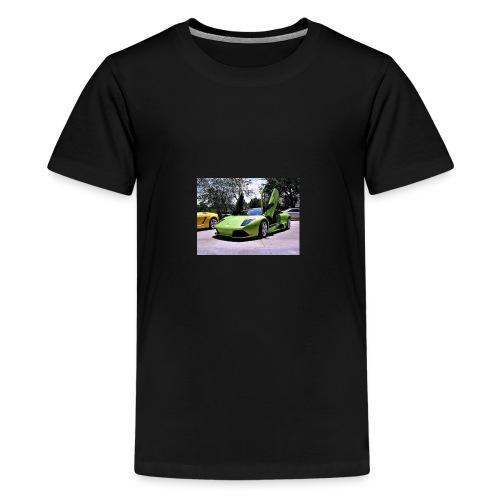 cool man - Kids' Premium T-Shirt