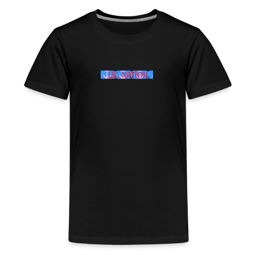 Jjk nation logo - Kids' Premium T-Shirt