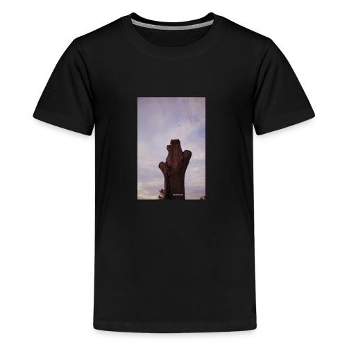 Brown Chirps - Kids' Premium T-Shirt