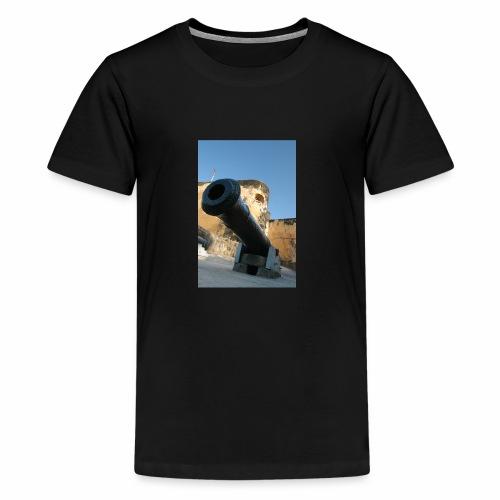 Fort Jesus 2 - Kids' Premium T-Shirt