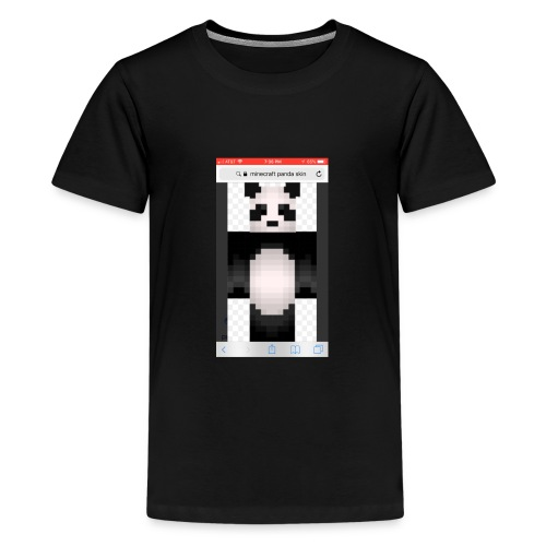 Pandagaming.com - Kids' Premium T-Shirt