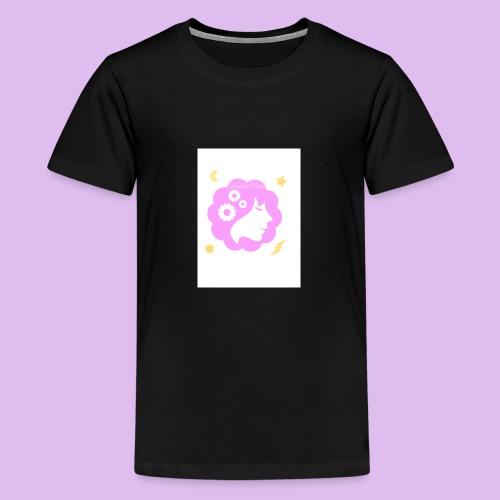 Celestial Girl - Kids' Premium T-Shirt