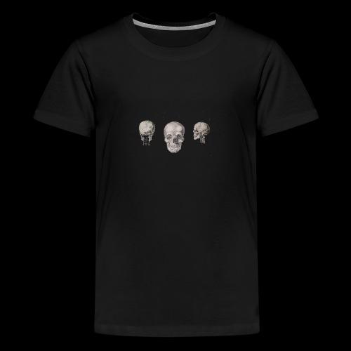 3skulls - Kids' Premium T-Shirt
