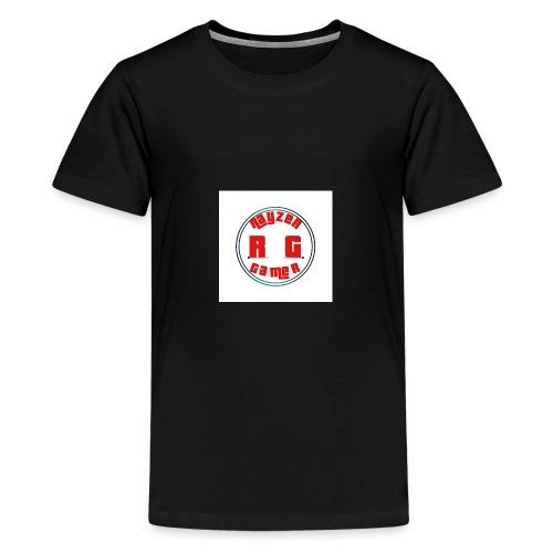 RayZerGamer mouse pad - Kids' Premium T-Shirt