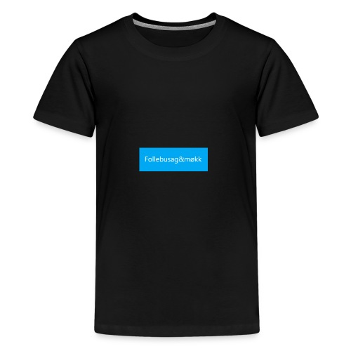 Follebusag&møkk Blue - Kids' Premium T-Shirt