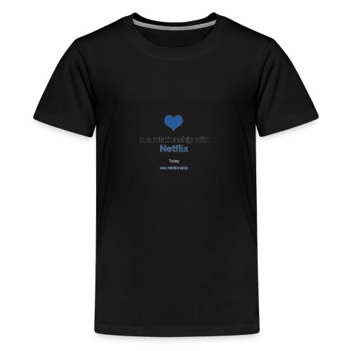 Netflix love - Kids' Premium T-Shirt