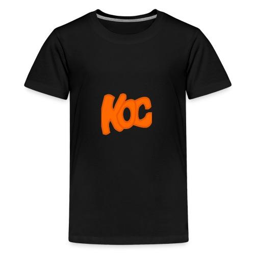 KingOfCookies Collection - Kids' Premium T-Shirt