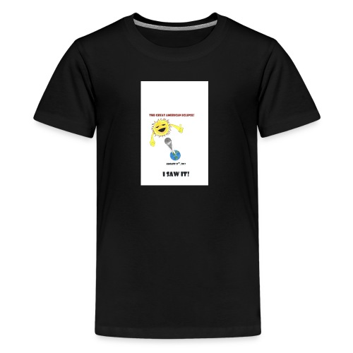 ANDERSON ECLIPSE2017 - Kids' Premium T-Shirt