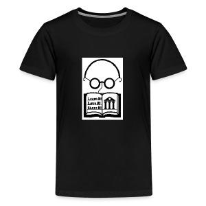 Learn it! Love it! Share it! - Kids' Premium T-Shirt