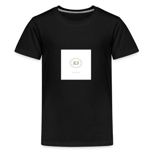 K3 - Kids' Premium T-Shirt
