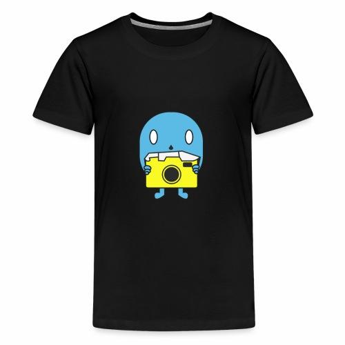 Tiny Photographer - Kids' Premium T-Shirt