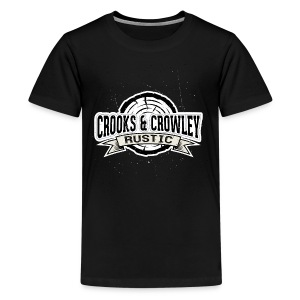 Crooks and Crowley Rustic - Kids' Premium T-Shirt