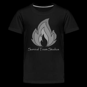 Survival Team Studios Logo_v1 - Kids' Premium T-Shirt