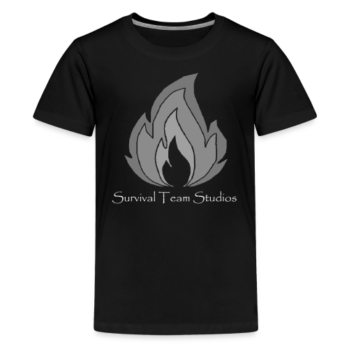 Survival Team Studios Logo_v1 - Kids' Premium T-Shirt