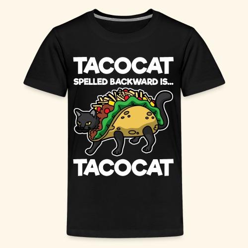 Tacocat is Tacocat - Kids' Premium T-Shirt