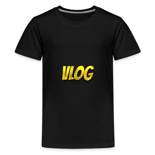 Vloger Merch - Kids' Premium T-Shirt