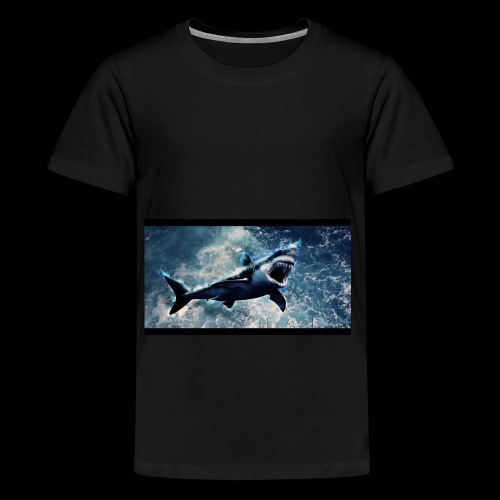 awesome sharks - Kids' Premium T-Shirt