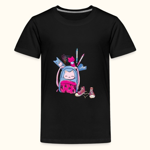 High School - Kids' Premium T-Shirt
