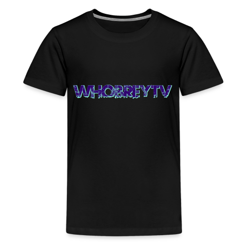 WhobreyTV Urban [PuGr] - Kids' Premium T-Shirt
