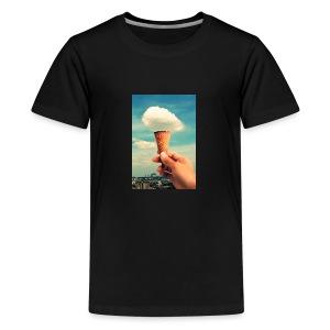 ice cream cones - Kids' Premium T-Shirt