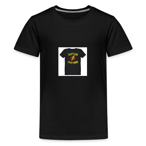 Captain awesome - Kids' Premium T-Shirt
