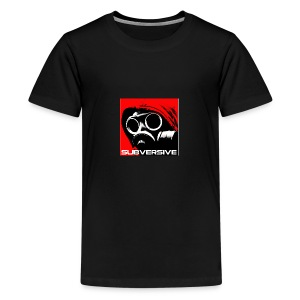 Subversive Logo - Kids' Premium T-Shirt