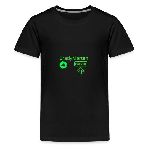 BradyMarten - Kids' Premium T-Shirt