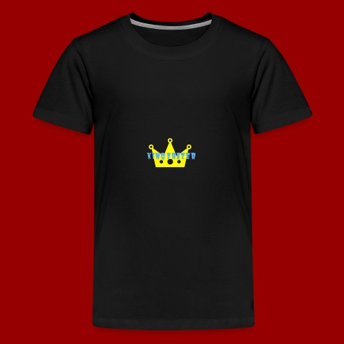 new king frazer - Kids' Premium T-Shirt