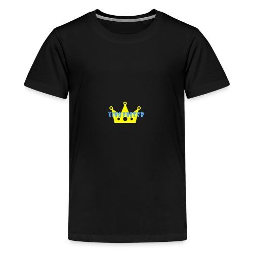 new king frazer - Kids' Premium T-Shirt