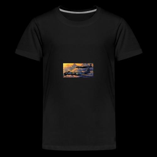 Boeing B29 - Kids' Premium T-Shirt