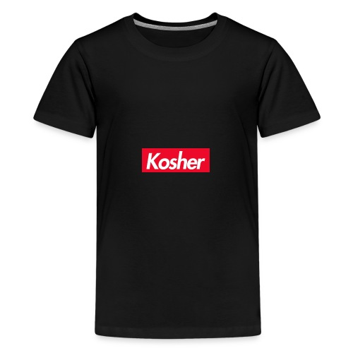 KOSHER Cartel - Kids' Premium T-Shirt
